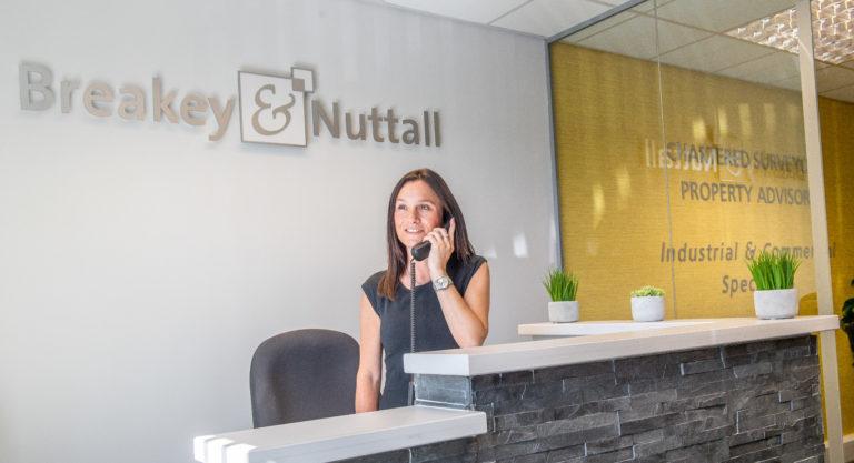 Vicky Beresford of Breakey & Nuttall