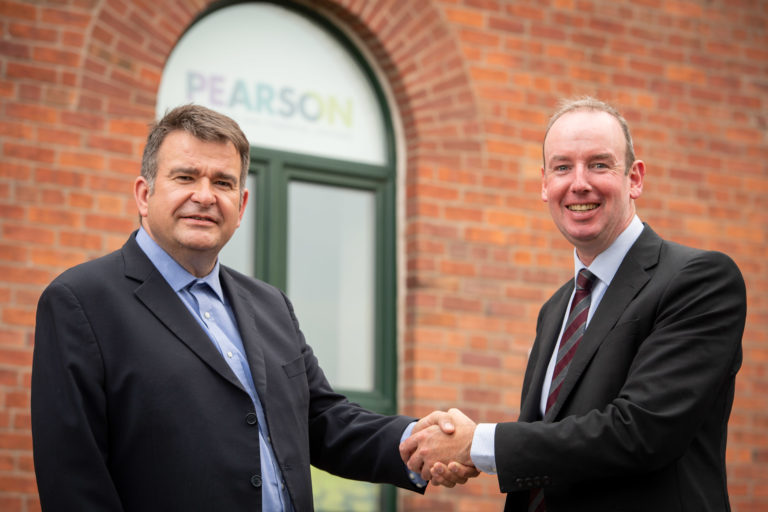 Pearson Solicitors Paul McGladdery & Christopher Burke