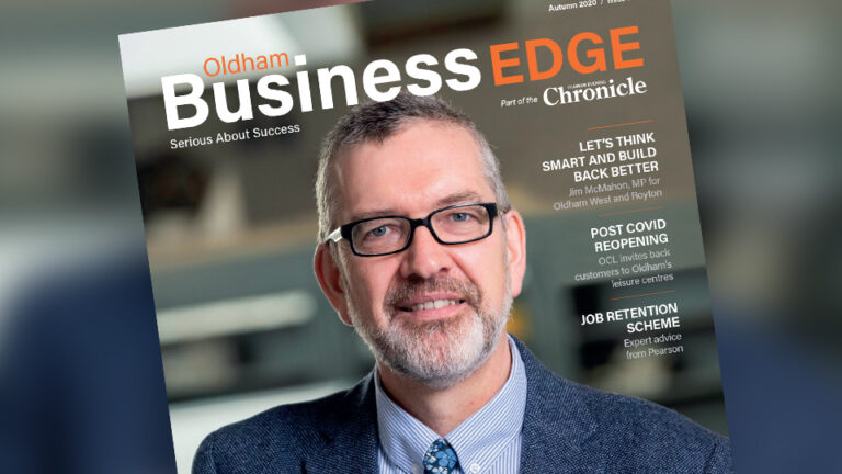 Business Edge Issue 19 Cover